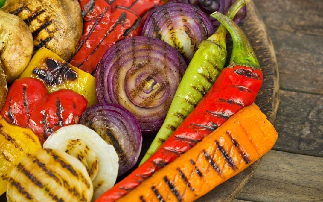 10 Ways to Eat More Vegetables