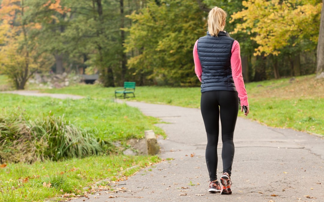Six Ways to Move More Every Day