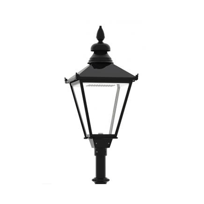Borough LED Lantern