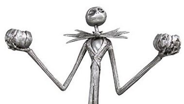 Jack Skellington Candelabra for Halloween