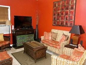 Namaste living room