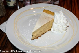 a light, heavenly cheescake