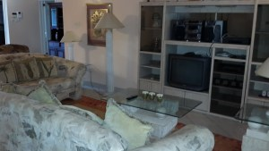 This is the living room furniture we were able to buy in Grenada