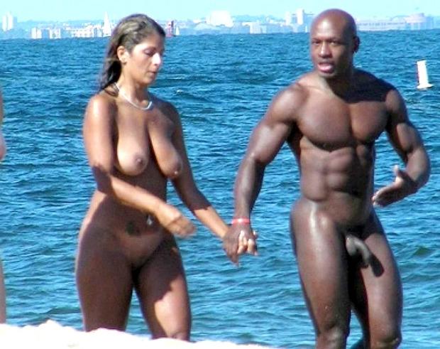 bannana beach candid big tits