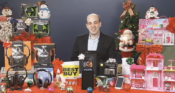 Tech expert Scott Steinberg dishes his last minute picks for kids of all ages and the techie in your life!