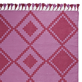 rg69 rug mayan lilac silo2 Sale Alert: 20% Off New Home Decor Items at Serena & Lilly + Home Inspiration Faves!