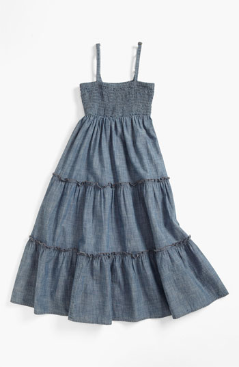 Peek 'Emilia' Dress in Toddler. (Also available in Little Girls, Big Girls sizes). Nordstrom Easter