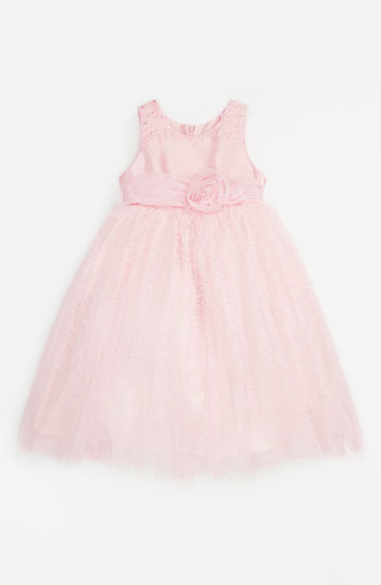 Isobella & Chloe 'Fairy Floss' Dress (Infant) in Light Pink. Sizes: 12 months to 24 months. Nordstrom Easter