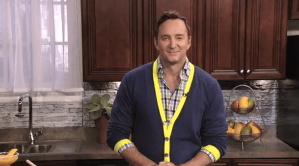 The chew s quot clinton kelly talks mangoes and shares his favorite mango