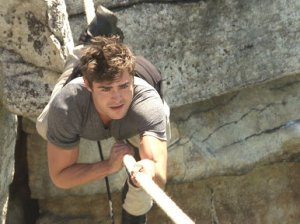 "Zac Efron makes a dangerous crossing on the July 28th episode of ""Running Wild with Bear Grylls""!"