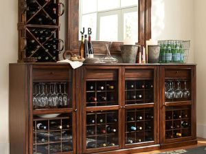 SAXTON LOW BAR SUITE. Pottery Barn