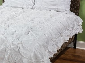 Rizzy Home 'Knots' Comforter Set in White. Nordstrom Anniversary Sale