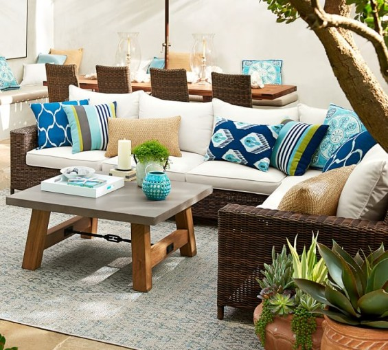 Pottery Barn Warehouse Clearance Sale Outdoor Furniture Must Haves At Up To 60 Off Candace