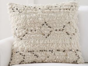 Pottery Barn MOROCCAN WEDDING BLANKET PILLOW COVER Pottery barn pillows 30% off sale