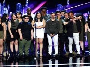 "Watch America's Got Talent Season 11 Episode 11 Videos, Wednesday, July 20, 2016. See inner-city high school choir group Musicality from the South Side of Chicago give an emotional performance in the hopes of making the Live Shows. I loved their cover of Demi Lovato's hit song ""Skyscraper."" My thoughts and prayers are with them. I'm so sorry for their loss."