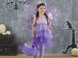 Pottery Barn Kids Toddler Butterfly Fairy Tutu Costume pottery barn kids halloween costumes