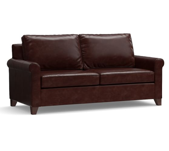 Pottery barn leather furniture sale must haves save 20 for Pottery barn sectional sofa sale