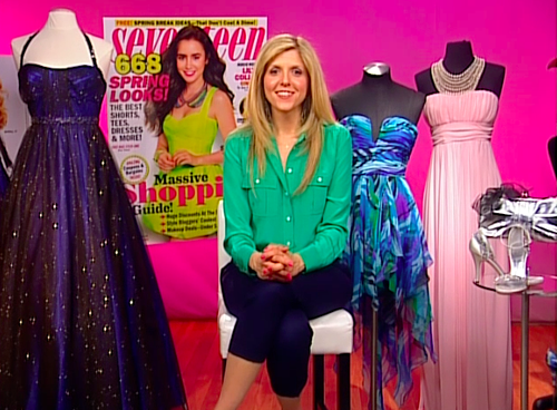 6a01127964c54a28a4016762a68b01970b 500wi Interview: 2012 Prom Trends with Joanna Saltz, Executive Editor of Seventeen Magazine