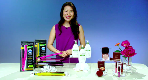 Interview With :   Ning Chao, Bicoastal Beauty Editor