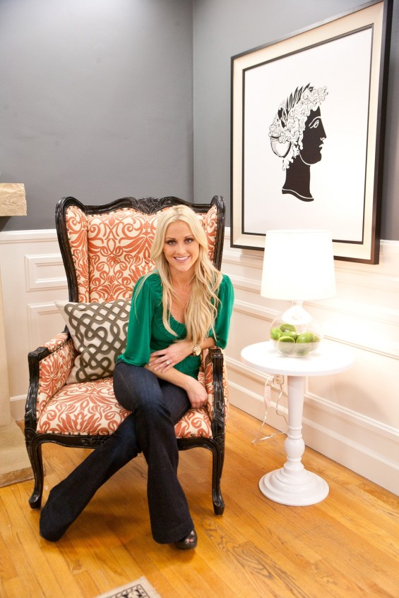 Britany Simon.small 1 682x1024 Interview: HGTV Design Star Season 7 Runner Up Britany Simon Shares Design Tips & Discusses her New Design Series on HGTV.com!