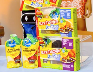Lunchables with Fruit Smoothie 1 300x234 Interview: Back to School Essentials for Students of All Ages with REDBOOK Magazines Morgan Thompson