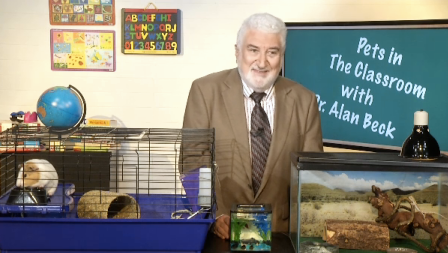 Screen Shot 2012 08 27 at 8.48.45 PM Interview: Dr. Alan Beck Talks About the Importance of Having Pets in The Classroom