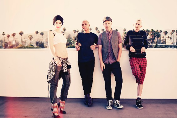 ViewMedia 31 1024x682 Gwen Stefani and No Doubt Team with Target for Exclusive Deluxe Edition of New Album Push And Shove