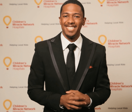 Nick Cannon  Images + Videos: Childrens Miracle Network Ambassadors Nick Cannon, Miss America 2012 Laura Kaeppeler, and Pop Star Jordin Sparks Honor 2012 Champions