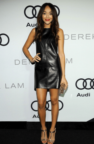 Revenge Ashley Sorellina3 Celeb Images: Revenge Star Ashley Madekwe Helps Audi & Derek Lam Kickoff Emmy Week!