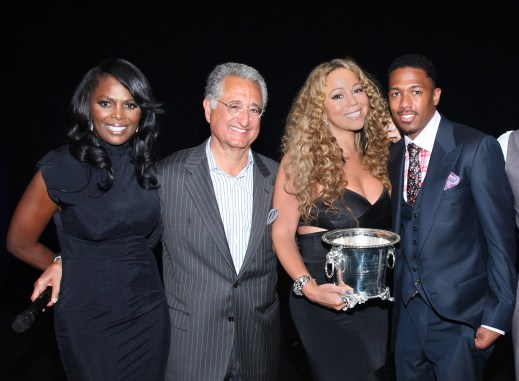 ViewMedia3 1024x752 Pop Legend Mariah Carey Takes Home Top Honors At the BMI Awards in Beverly Hills