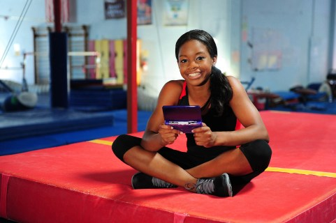 ViewMedia5 1024x682 Olympic Gold Medalist Gabby Douglas & Nintendo Encourage Women & Girls to Play As You Are
