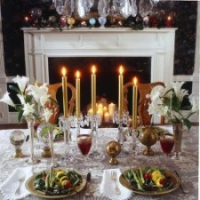 Dining Candles