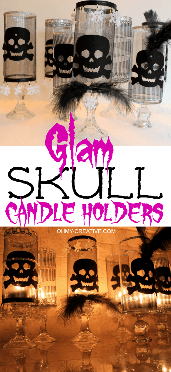 glam-halloween-skull-candle-holders-a-great-dollar-store-halloween-craft-ohmy-creative-com_