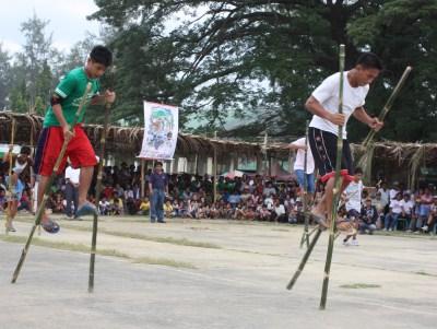 Begnas Festival Indigenous games | Candon City's Weblog