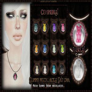 Gummi Bear Necklaces copy