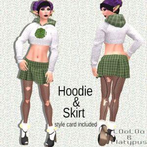 LOoLOo's Nette Hoodie Set