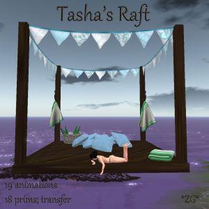 Tasha's Raft AD