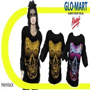 Glo-Mart Ad Hemlock