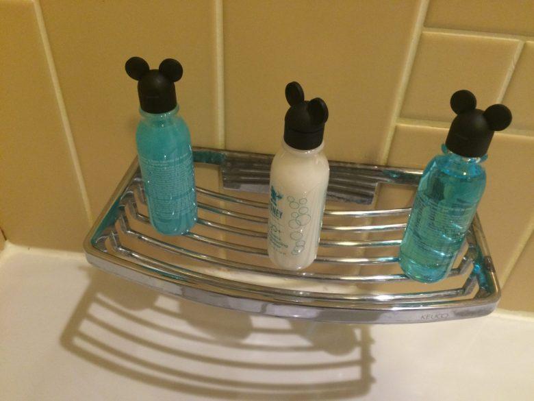 mickey mouse shampoo, disneyland paris, disney hotels