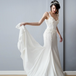 Niquie Wedding Ivy dress