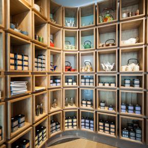 Photo of Dem tea shelfes in Bebek
