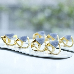 Beautiful rings by Yuka