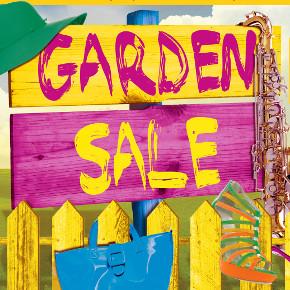 Poster of Garden Sale 2015