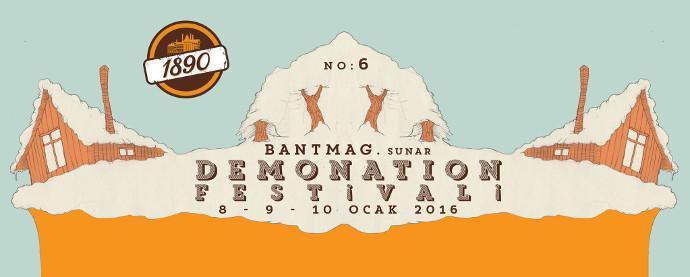 Bantmag Demonation Festivali