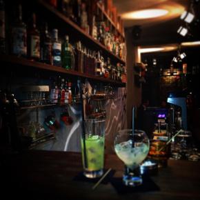 Cocktails at Efendi cocktail bar