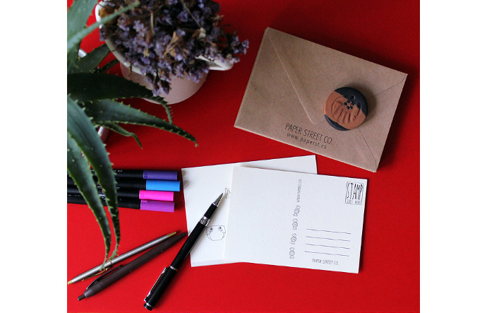Stationary from Paper Street Co