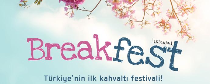 Breakfest : Istanbul first breakfast festival