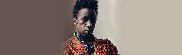 Saul Williams at Akbank Jazz Festival