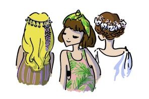 Gaios Design: Handmade headpieces