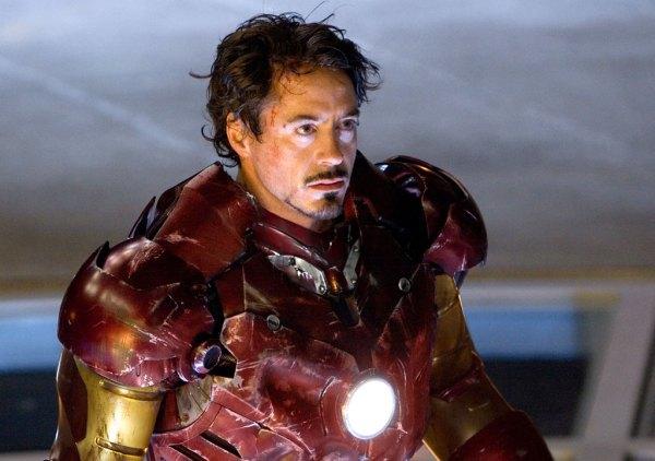 CIBASS Iron Man Tony Stark